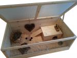 120cm Guinea Pig Home – interior 1