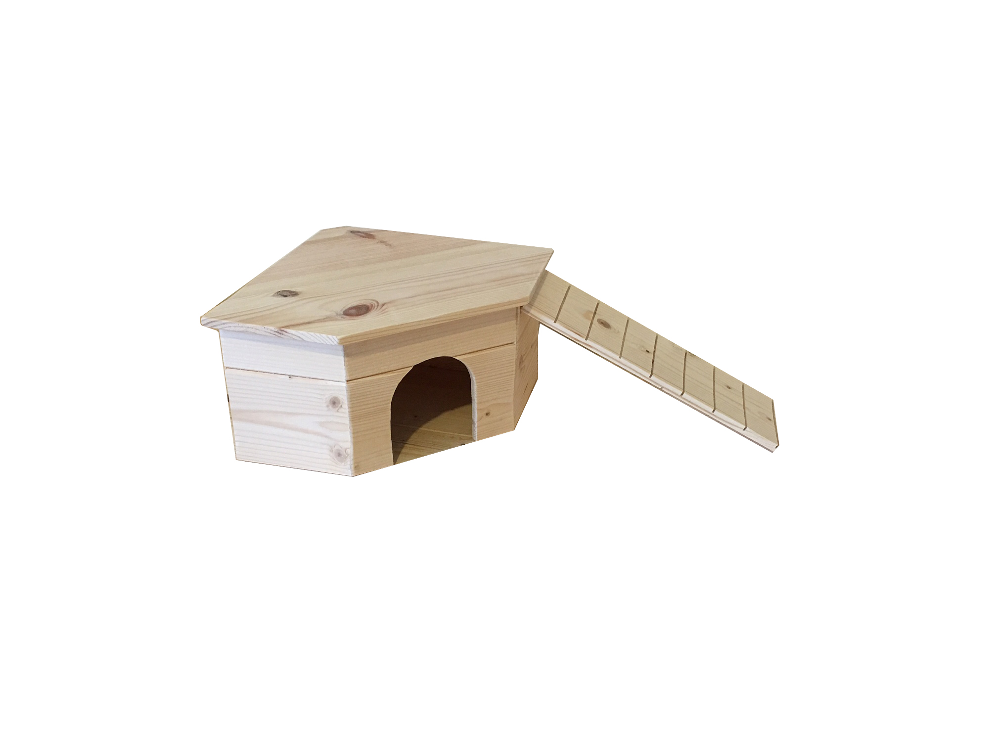 Extra Large 90cm Wooden Hamster Cage