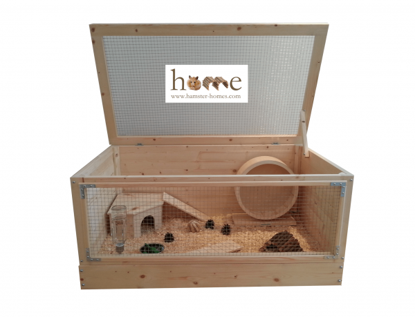 Wooden Hamster Cage - 90cm - makes a wonderful house and how for your pet