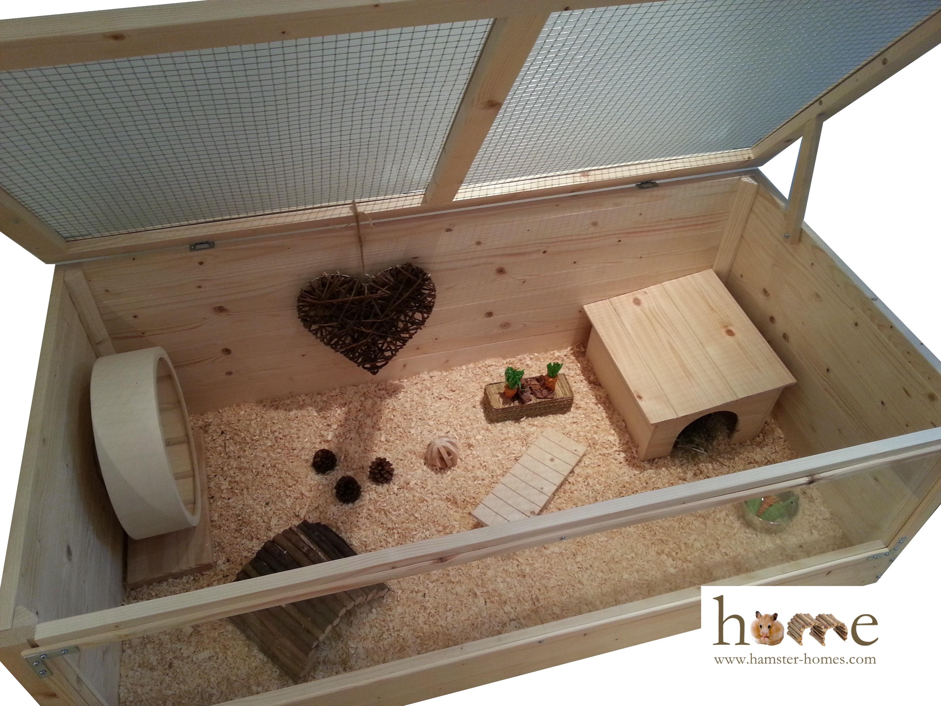 Super Large 120x60cm Hedgehog Cage & Exotic Pet Home