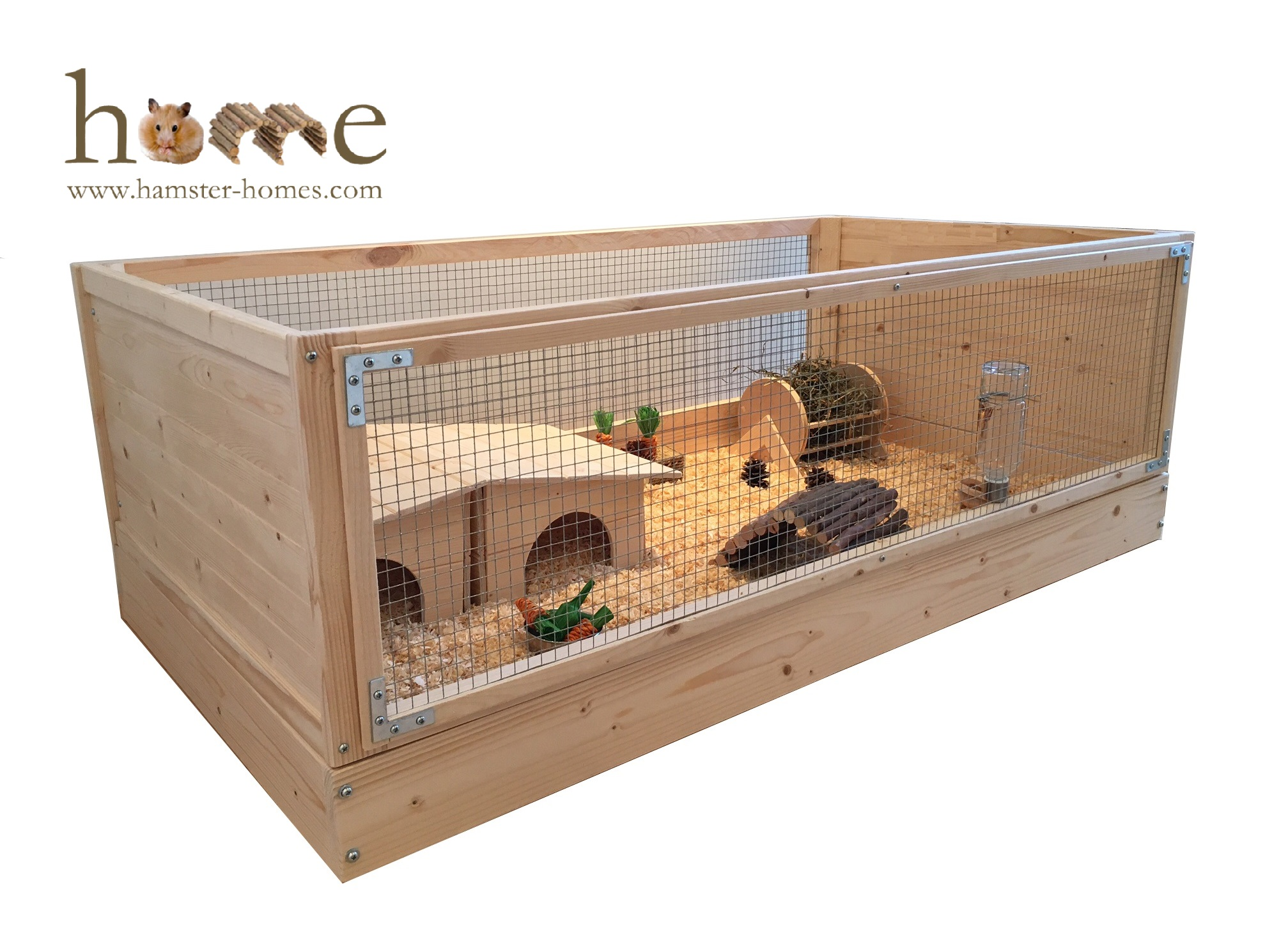 large indoor guinea pig cage c c style with open top 120