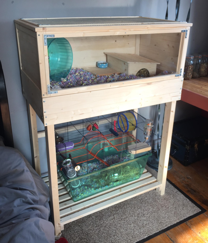 Pet Home Customisation Service – Hamster Homes Shop